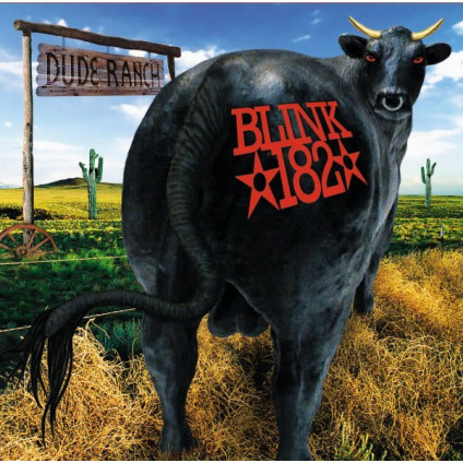 Dude Ranch - Blink-182 - CD