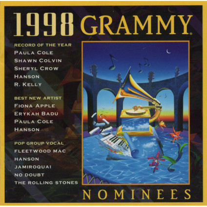 1998 Grammy Nominees - Various - CD