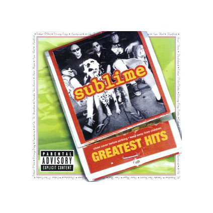 Greatest Hits - Sublime - CD