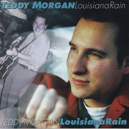 Louisiana Rain - Teddy Morgan - CD