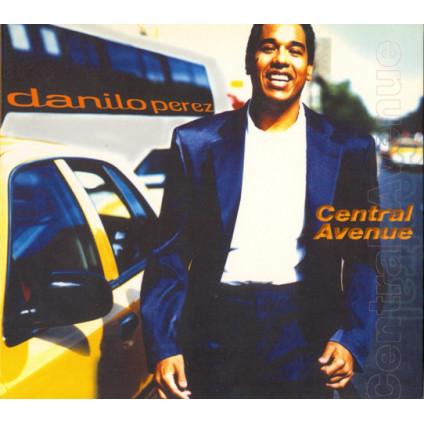 Central Avenue - Danilo Perez - CD