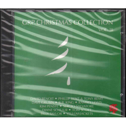 A GRP Christmas Collection Vol. III - Various - CD