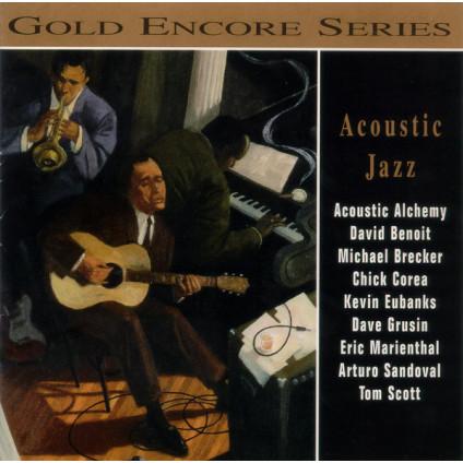 Acoustic Jazz - Various - CD