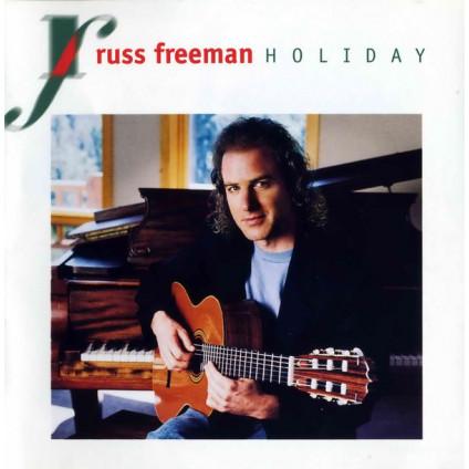 Holiday - Russ Freeman - CD
