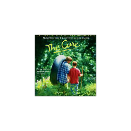 The Cure (Original Motion Picture Soundtrack) - Dave Grusin - CD