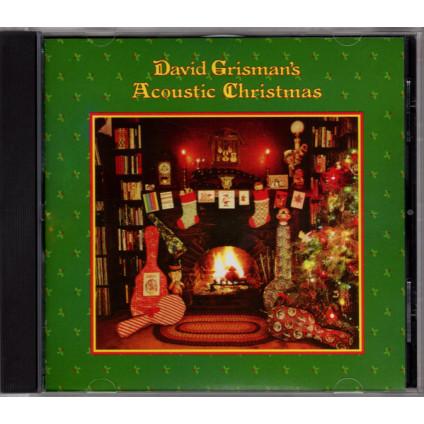 David Grisman's Acoustic Christmas - David Grisman - CD