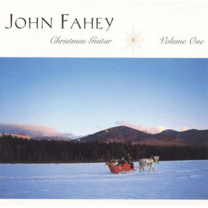 Christmas Guitar - Volume One - John Fahey - CD
