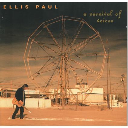 A Carnival Of Voices - Ellis Paul - CD