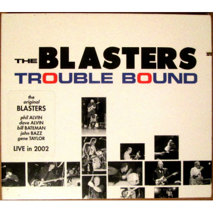 Trouble Bound - The Blasters - CD
