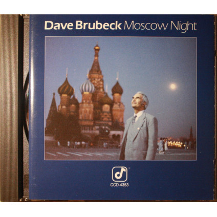 Moscow Night - Dave Brubeck - CD