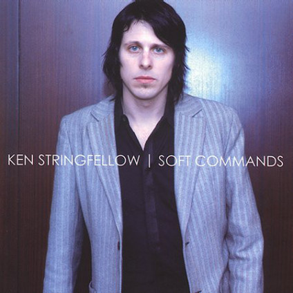 Soft Commands - Ken Stringfellow - CD