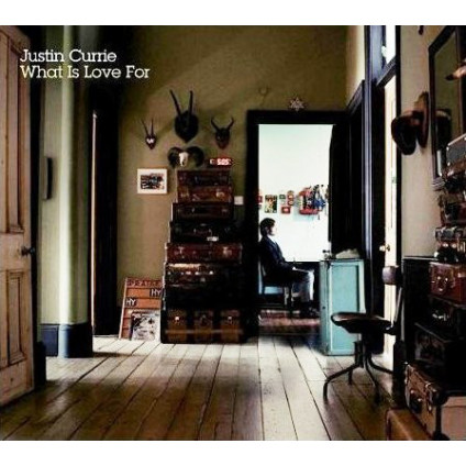 What Is Love For - Justin Currie - CD