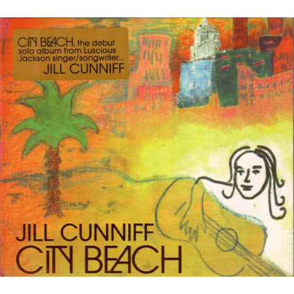 City Beach - Jill Cunniff - CD