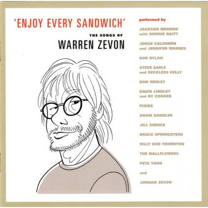 'Enjoy Every Sandwich' - The Songs Of Warren Zevon - Various - CD