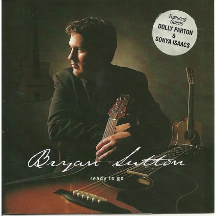 Ready To Go - Bryan Sutton - CD