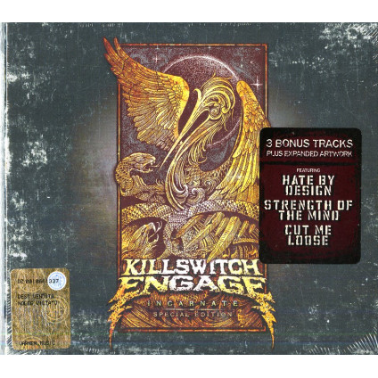 Incarnate - Killswitch Engage - CD