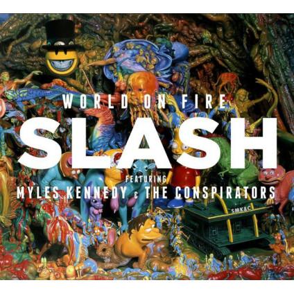 Myles Kennedy & - Slash - LP