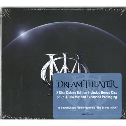 Dream Theater - Dream Theater - CD+DV