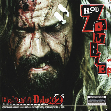 Hellbilly Deluxe 2 - Rob Zombie - CD