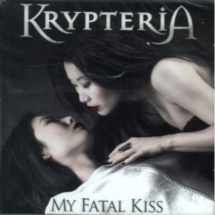 My Fatal Kiss - Krypteria - CD