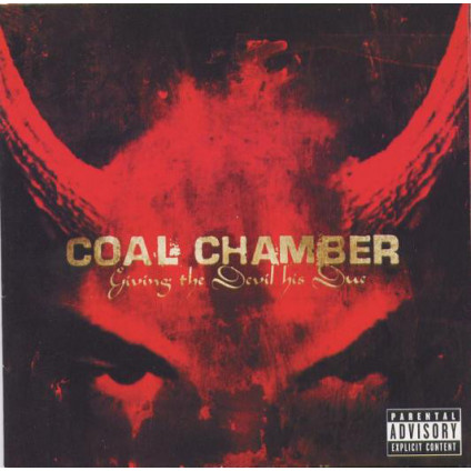 Giving The Devil His Due - Coal Chamber - CD