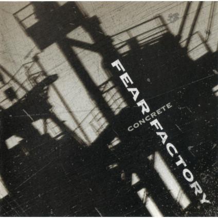 Concrete - Fear Factory - CD