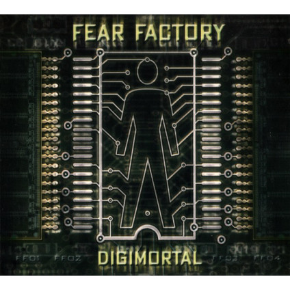 Digimortal - Fear Factory - CD