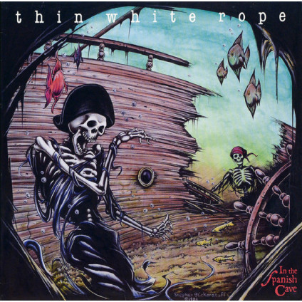 In The Spanish Cave - Thin White Rope - LP