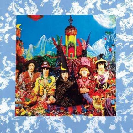Their Satanic Majesties Request - The Rolling Stones - LP