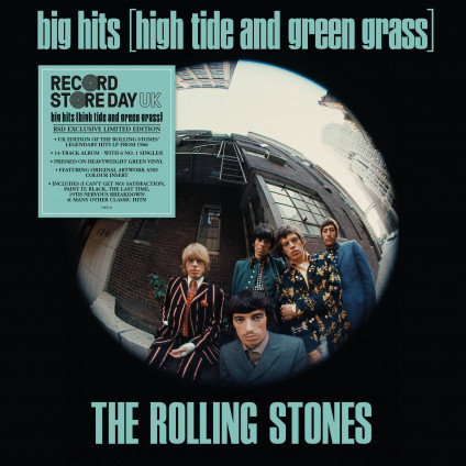 Big Hits (High Tide And Green Grass) - The Rolling Stones - LP