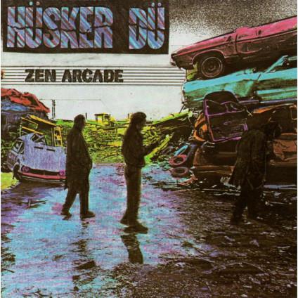 Zen Arcade - Hüsker Dü - CD