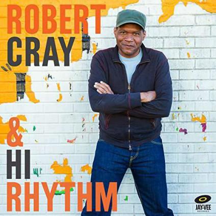 Hi Rhythm - Robert Cray - CD
