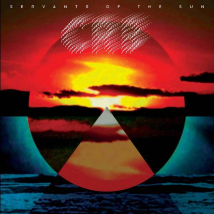 Servants Of The Sun - Robinson Chris - CD