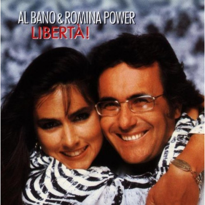 Liberta' - Al Bano & Romina Power - CD