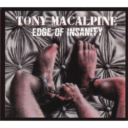 Edge Of Insanity - Tony MacAlpine - CD