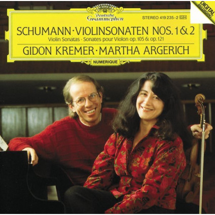 Sonate Per Violino No.1 Op.105