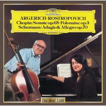 Sonata Per Piano E Violoncello In Sol Minore Op.65