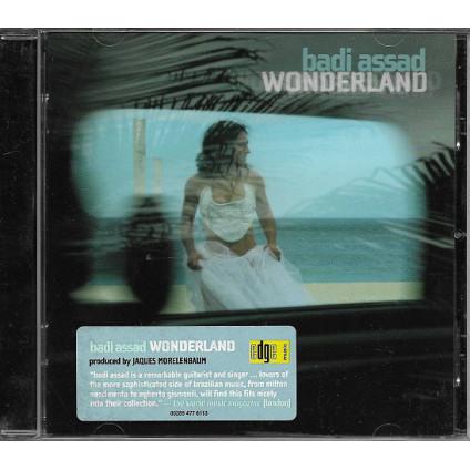Wonderland - Badi Assad - CD