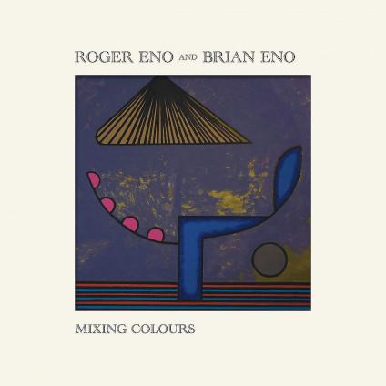 Mixing Colours - Eno Roger & Eno Brian - CD