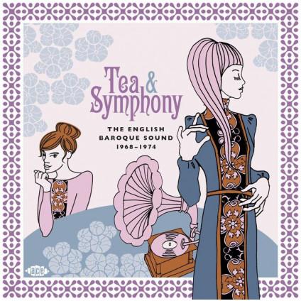 Tea & Symphony - The English Baroque Sound - Compilation - LP