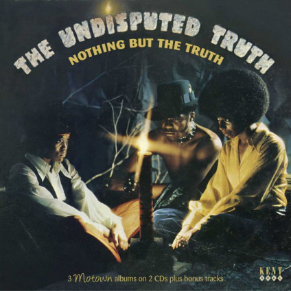 Nothing But The Truth: 3 Motown Albums O - Undisputed Truth - CD