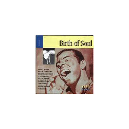 Birth Of Soul - Various - CD