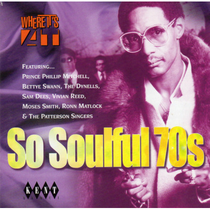 So Soulful 70s - Various - CD
