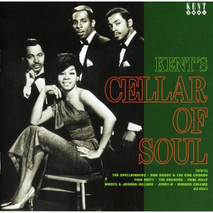 Kent's Cellar Of Soul - Various - CD