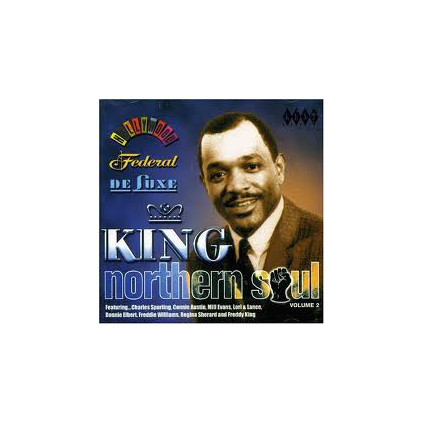King Northern Soul Volume 2 - Various - CD