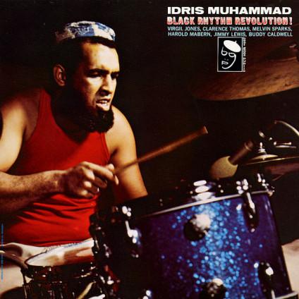 Black Rhythm Revolution! - Idris Muhammad - LP
