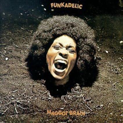 Maggot Brain - Funkadelic - LP