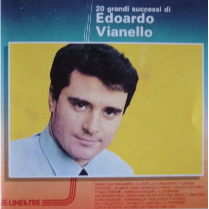 20 Grandi Successi di - Edoardo Vianello - CD