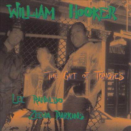 Lee Ranaldo / - William Hooker - CD