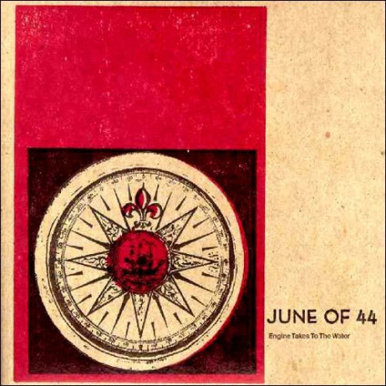 Engine Takes To The Water - June Of 44 - LP
